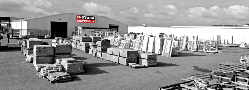 D-Stock, des matériaux de pro à prix promo